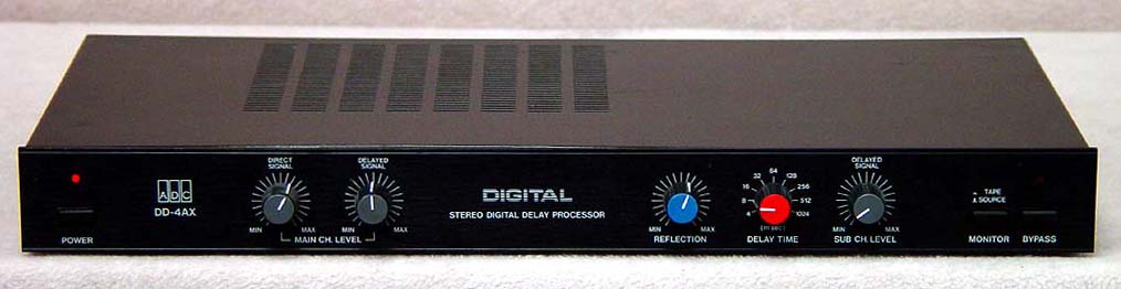 ADC DD-4AX Effects Processors