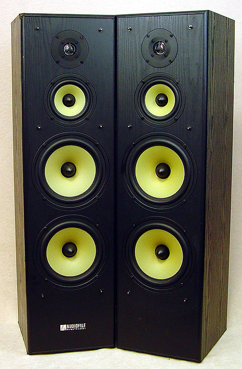 AUDIOPHILE 583LR Speakers