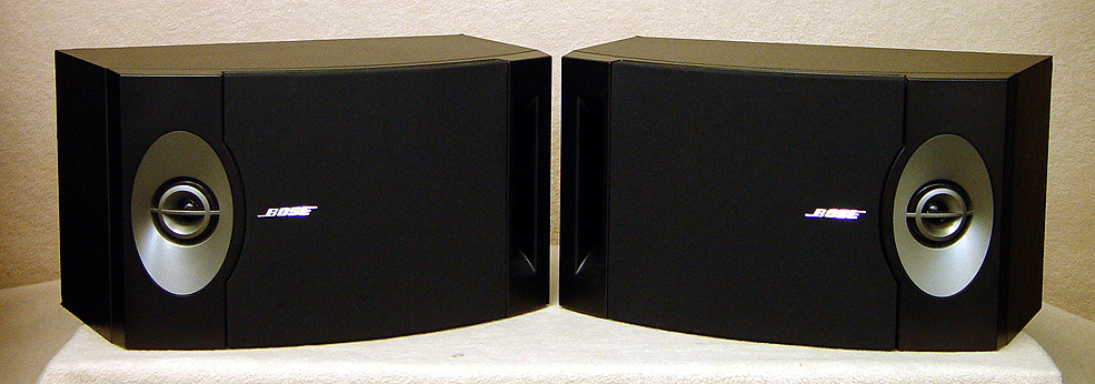 BOSE 201V Speakers