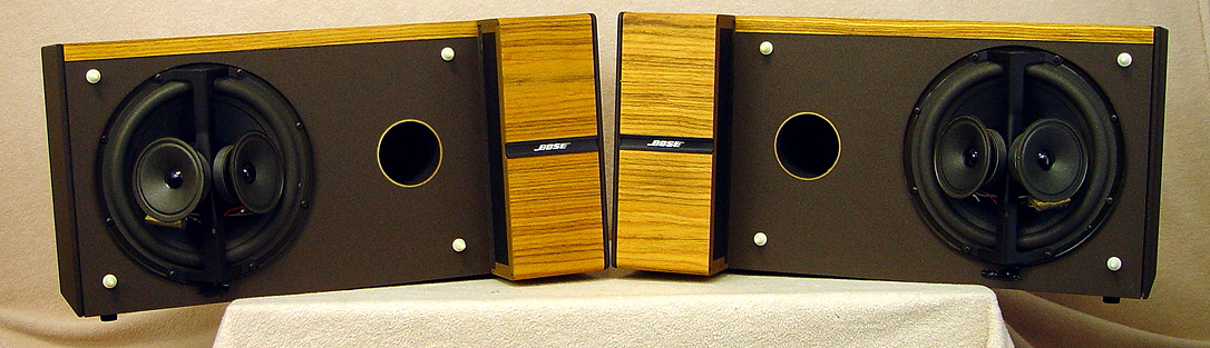 BOSE 6.2 Speakers