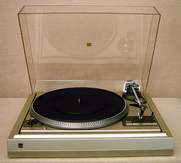 DUAL CS-505-1 Turntables