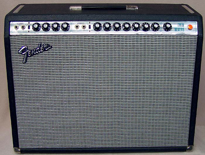 FENDER Twin Reverb Musical Instrument Amps