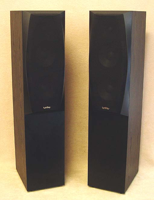 INFINITY ENTRATHREE Speakers