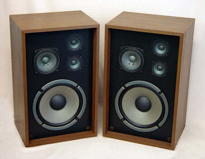 KENWOOD KL-4040 Speakers