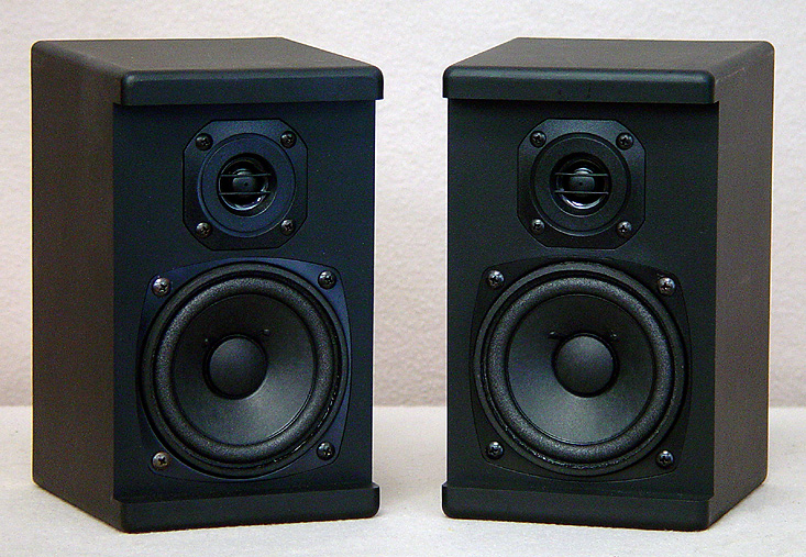 KLH 2503 Speakers