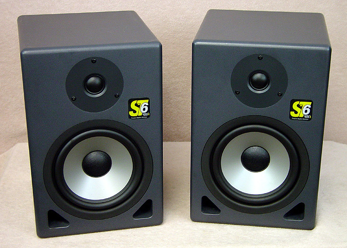 KRK ST6 Speakers