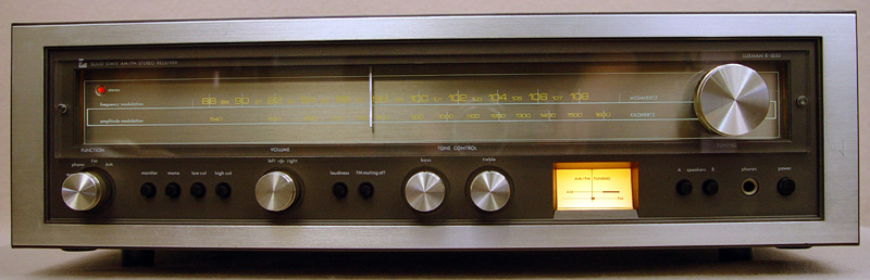 Vintage Stereo Equipment - C/D