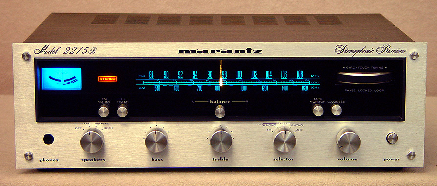 MARANTZ 2215B Receivers