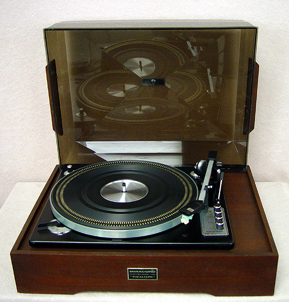MIRACORD 46 Turntables