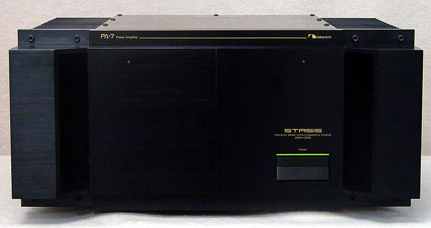 Class A Power Amplifier With 60 Watts Output