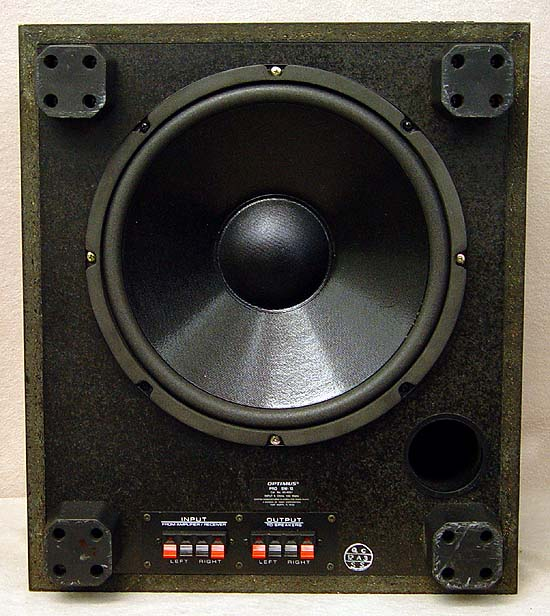 Home Theater Subwoofers Powered Subwoofer Passive Subs