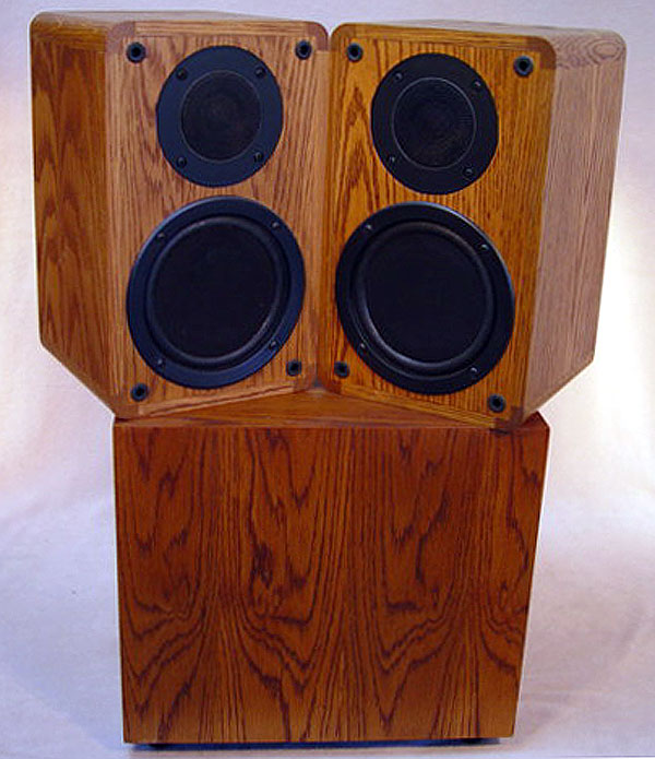 Phase Tech Pc 50 Pc 60 Speakers