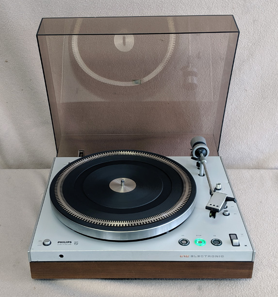 PHILIPS GA212 Turntables