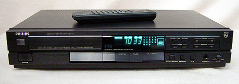 Philips CD-680x disc players