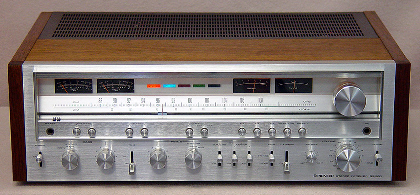 PIONEER SX-980 Receivers