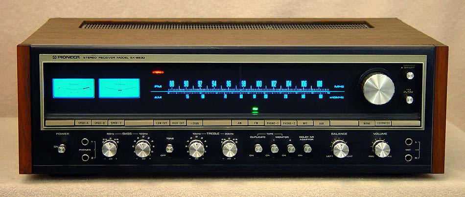 PIONEER SX-9930 Receivers