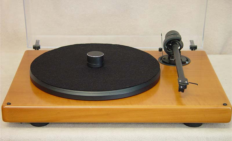 PROJECT P2.9 Turntables