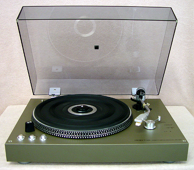 PROJECT ONE DR-550 Turntables