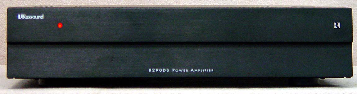RUSSOUND R290DS Power Amplifiers