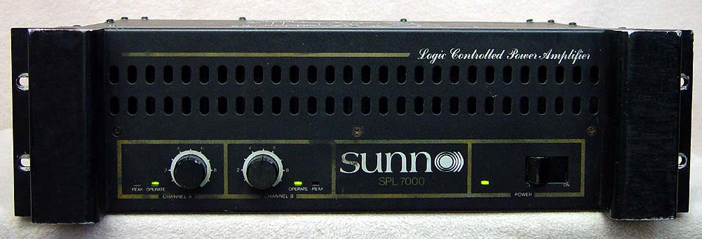 SUNN SPL-7000 Musical Instrument Amps