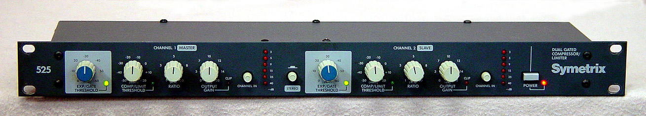 SYMETRIX 525 Effects Processors