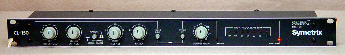 SYMETRIX CL-150 Effects Processors