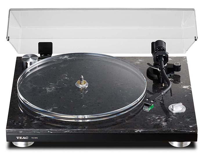 TEAC TN-550 Turntables